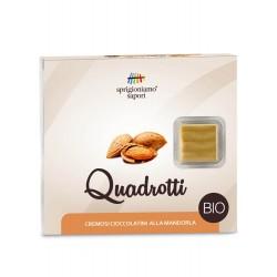 Quadrotti to the Almond