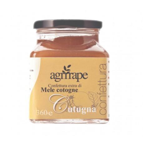 Cutugna - Confettura extra di mele cotogne