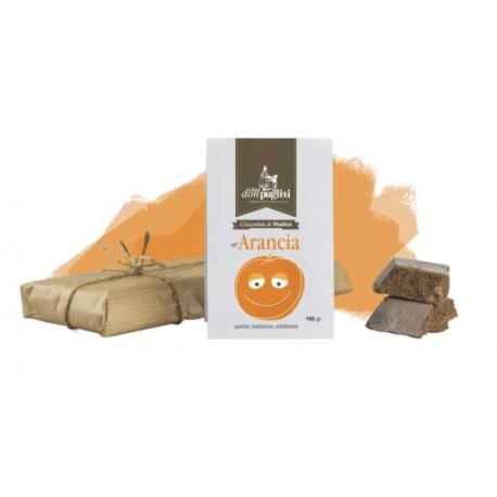 Cioccolato di Modica alla Arancia