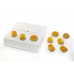 Desserts of Almond Sicilian