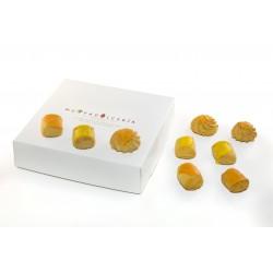 Süßwaren Almond Sizilianische