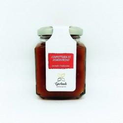 Confiture de tomates cerises
