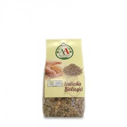 Lentilles de Villalba Bio
