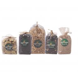 Confezione da 7 pacchi di Legumi e Cereali Bio Siciliani