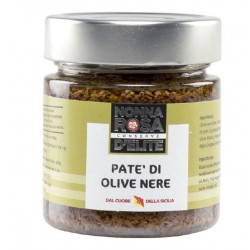 Pate of Black Olives