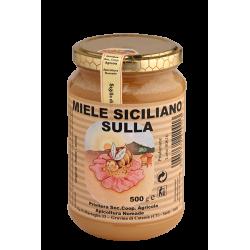 Honig von Sulla (Hedysarum coronarium)