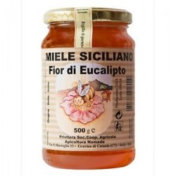 SICILIAN HONEY OF EUCALIPTO