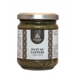 Capers Sauce of Pantelleria