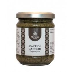 Kapern Sauce von Pantelleria