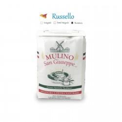 Farine de blé dur sicilienne Russello