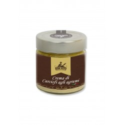 Crema di Carciofi agli Agrumi