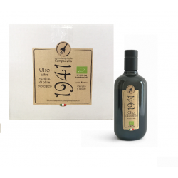 "6 Bottles Extra Virgin Olive Oil ""1941"" Organic"