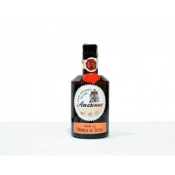 Amaro with Orange of Sicily