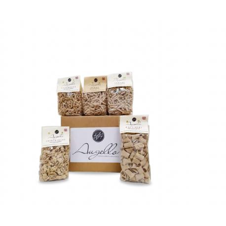 BoxTaste Pâtes Biologiques de Perciasacchi Augello