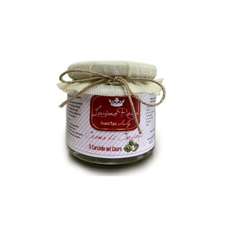 Crema de Alcachofa de Niscemi