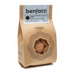 Biskuite Kakao und Hafer Biologisch