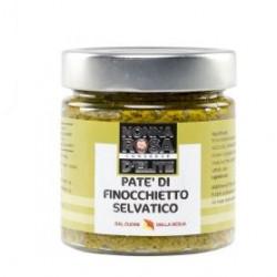 Wilder Fenchel Patè