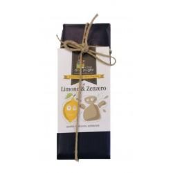 Cioccolata di Modica Limone & Zenzero