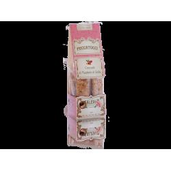 Peccatucci with Almonds of Sicily