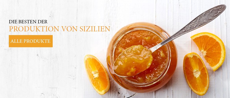 Marmelade aus Sizilien